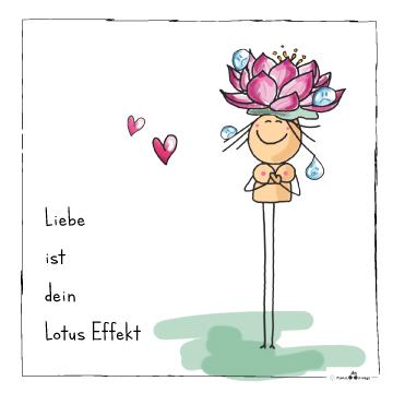 lotus-quadratisch